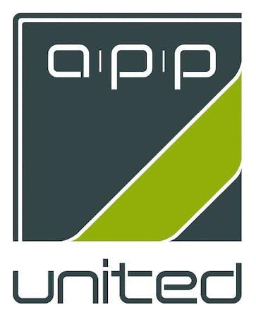 Logo von a p p united e.K. art pac production