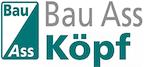 Logo von BauAss Köpf GmbH & Co. KG
