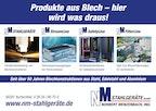 Produkte aus Blech