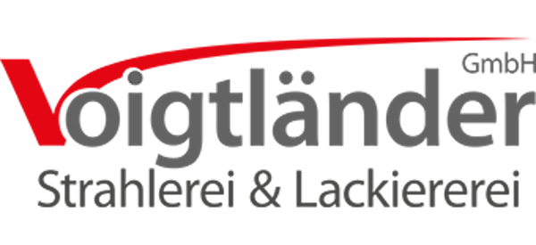 Logo von Strahlerei & Lackiererei Voigtländer GmbH