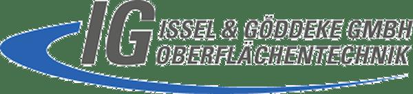 Logo von IG Oberflächentechnik, Issel & Göddeke GmbH