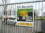 ATEX/EX Zonen Kennzeichnung