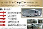 Logo von MiniCargoCar / Umzüge / Entrümpelungen, Auflösungen und Räumungen aller Art!
