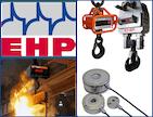 Logo von EHP Wägetechnik GmbH