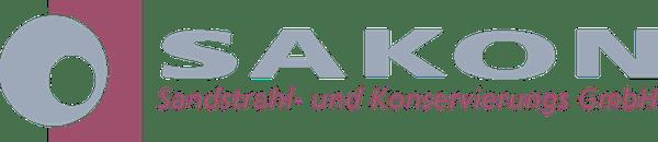 Logo von SAKON Sandstrahl- und Konservierungs GmbH