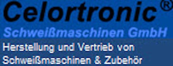 Logo von Celortronic Schweißmaschinen GmbH