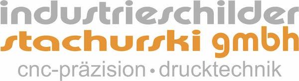 Logo von Industrieschilder Stachurski GmbH