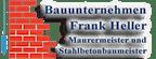 Logo von Frank Heller Bauunternehmen