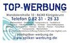 Logo von Top-Werbung Sabine Spilker