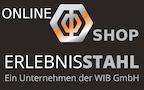 Logo von ERLEBNISSTAHL eine Firma der WIB GmbH