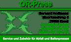Logo von OR-PRESS