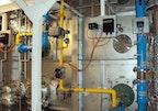 Gas- und Luftverrohrungen
