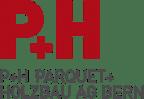 Logo von P + H Parquet + Holzbau AG Bern