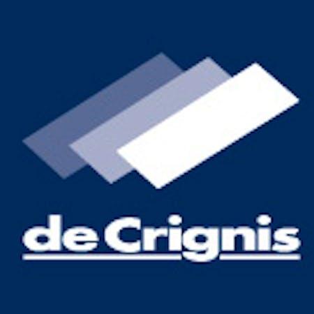 Logo von de Crignis Blechverarbeitung GmbH