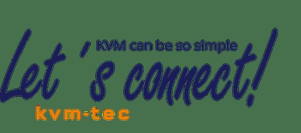 Logo von kvm-tec electronic GmbH
