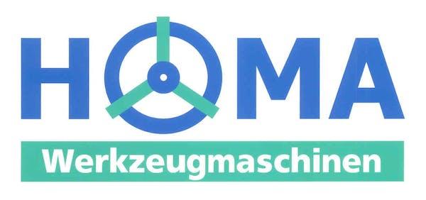 Logo von HOMA Werkzeugmaschinen GmbH