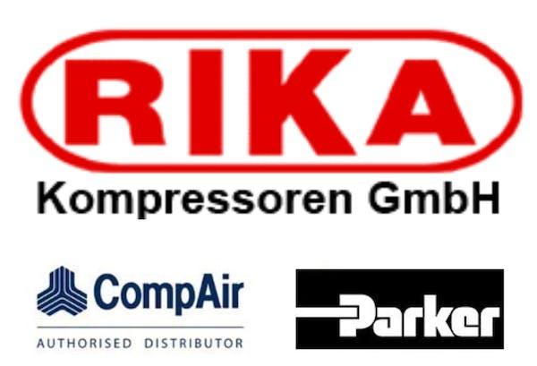 Logo von RIKA-Kompressoren GmbH
