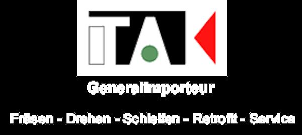Logo von TAK Werkzeugmaschinen- und Anlagen-Vertriebs GmbH