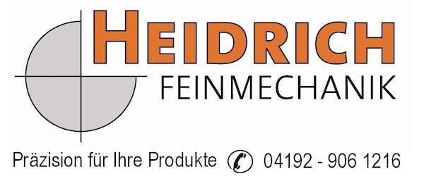 Logo von Heidrich Feinmechanik