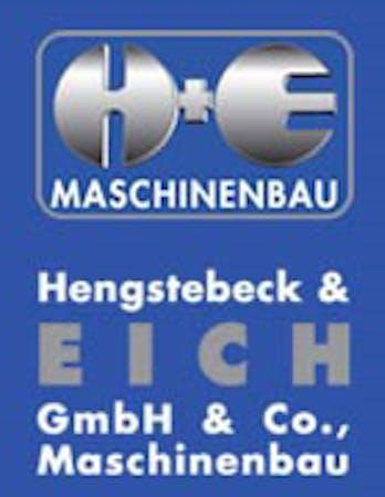 Logo von Hengstebeck + Eich GmbH & Co. Maschinenbau
