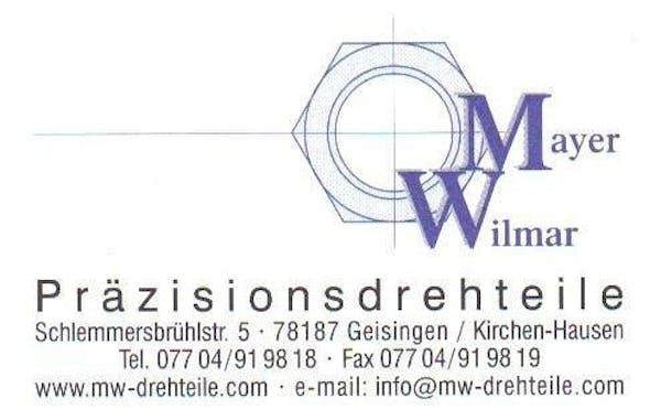Logo von MW-Drehteile