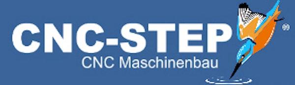 Logo von CNC-STEP GmbH & Co. KG