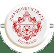 Logo von Privatbrauerei Strate Detmold GmbH & Co. KG