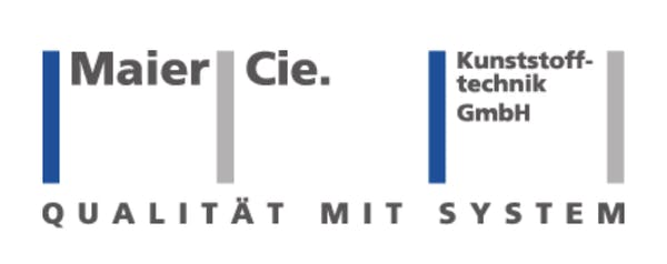 Logo von Maier & Cie. Kunststofftechnik GmbH