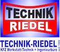 Logo von TECHNIK-RIEDEL KFZ Werkstattausrüstung