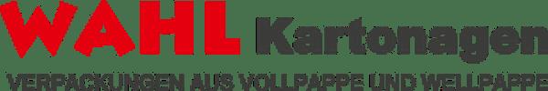 Logo von Wahl Kartonagen e.K.