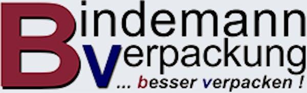 Logo von Bindemann Verpackung ® e. Kfm. Inh. Frank Bindemann