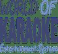 Logo von World of Karaoke Inh. Natalie Lehwalder