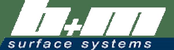 Logo von b+m surface systems GmbH