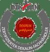 Zertifizierung, Logo