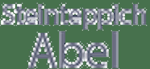 Logo von Steinteppich Abel