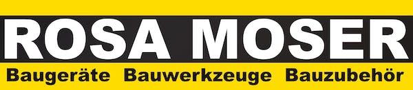 Logo von Rosa Moser Bauwerkzeuggroßhandel Gesellschaft m.b.H.