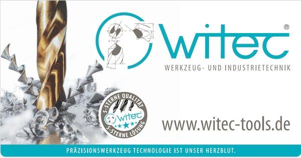 Logo von witec GmbH Werkzeug- und Industrietechnik