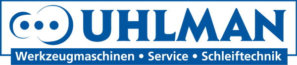 Logo von Uhlman Werkzeugmaschinen-Service Inhaber: Oliver Ruthenberg e.K.