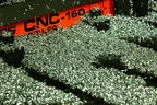 CNC-gesteuertes Fräsen