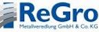 Logo von Regro Metallveredlung GmbH & Co KG