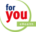 Logo von for you eHealth GmbH