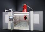 5-Achs-Portalfräsmaschine
