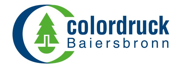 Logo von colordruck Baiersbronn W. Mack GmbH & Co. KG