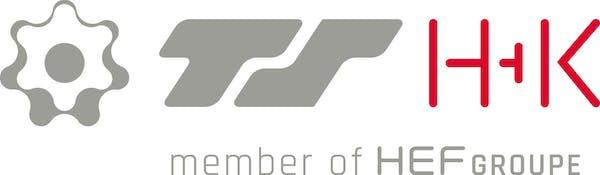 Logo von H+K Härte- und Oberflächentechnik GmbH + Co. KG