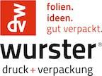 Logo von wurster druck + verpackung gmbh