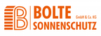 Logo von Bolte Sonnenschutz GmbH & Co. KG