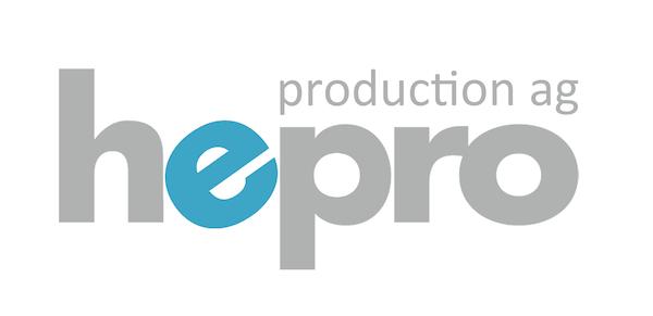 Logo von hepro production ag