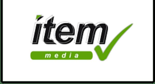 Logo von item Media GmbH