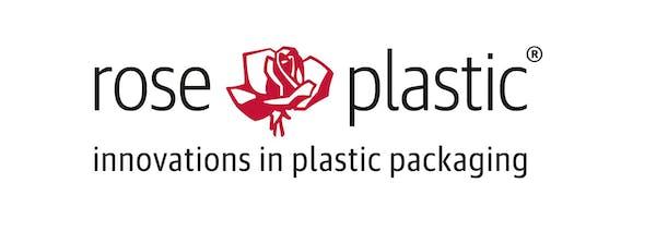 Logo von rose plastic AG