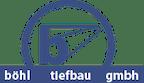 Logo von Böhl Tiefbau GmbH